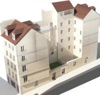 Использование строительных материалов из конопли в ходе реконструкции центра Парижа